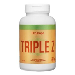 TRIPLE Z PREMIUM - 60CAPS - DR. SHAPE