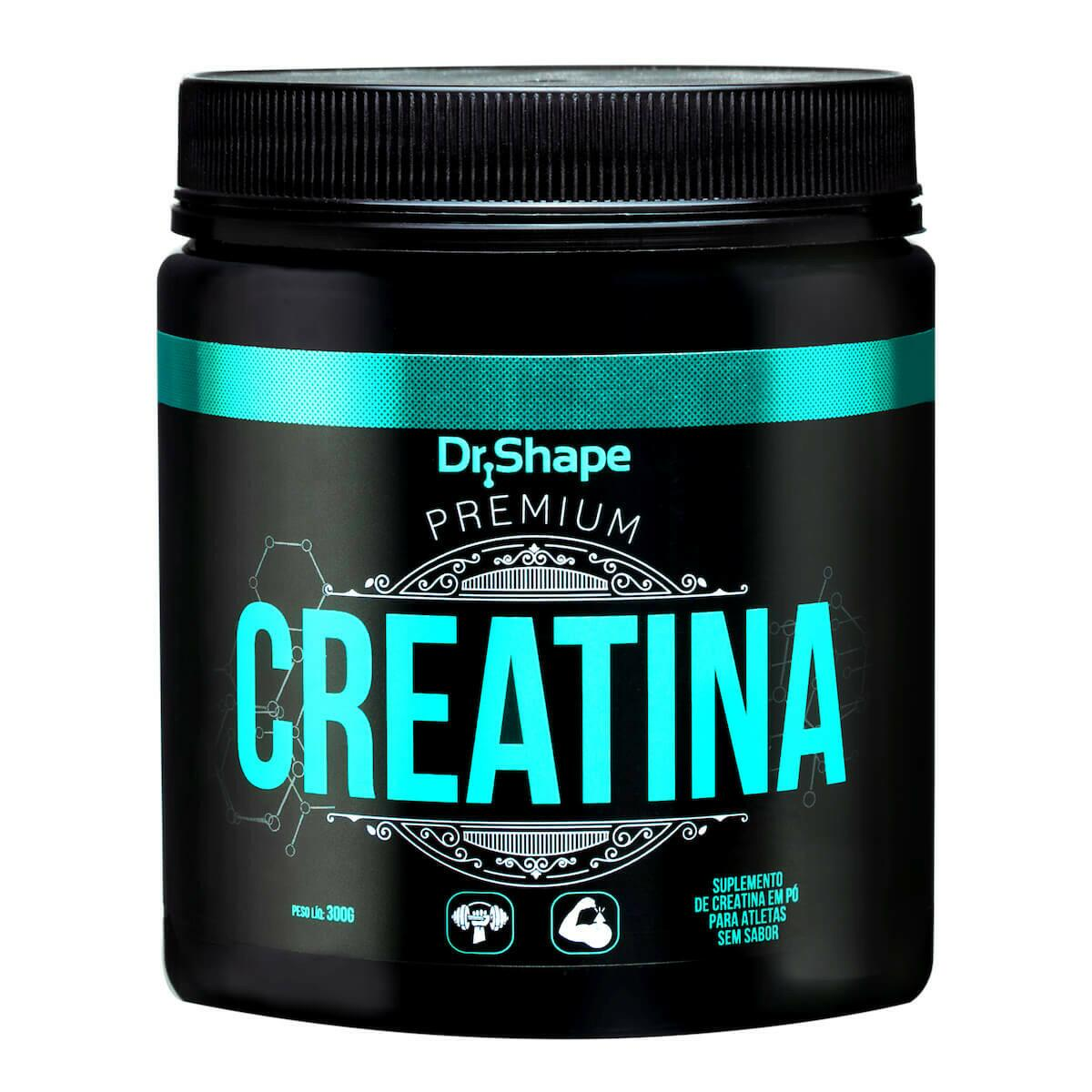 CREATINA 300GR - DR. SHAPE