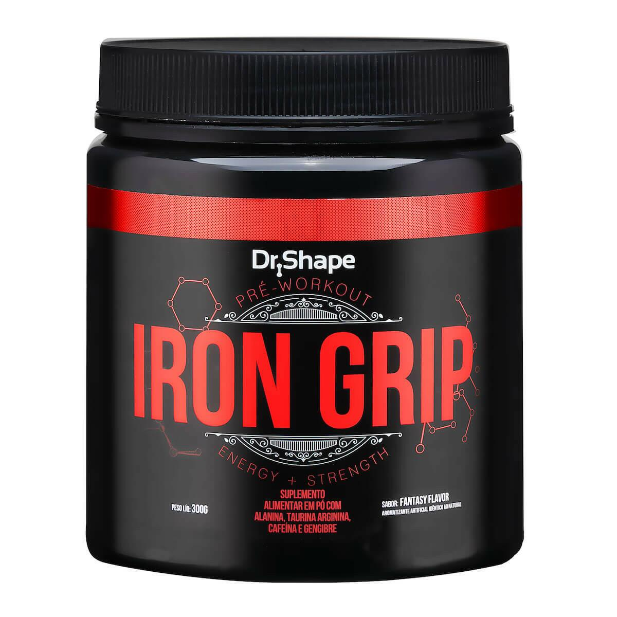 Iron Grip - 300g - Dr. Shape