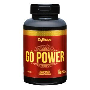 GO POWER - 120CAPS - DR. SHAPE