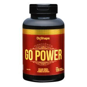 GO POWER - 120CAPS - DR. SHAPE
